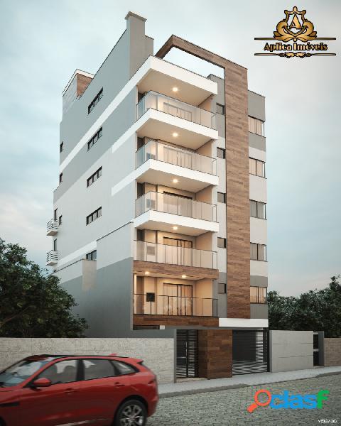 Apartamento 3 quartos em gravata de navegantes - quadra mar - com elevador