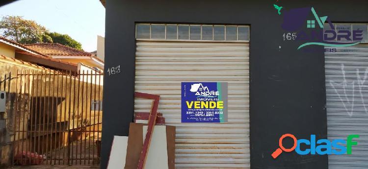 Prédio comercial, no bairro cantizani, piraju/sp.