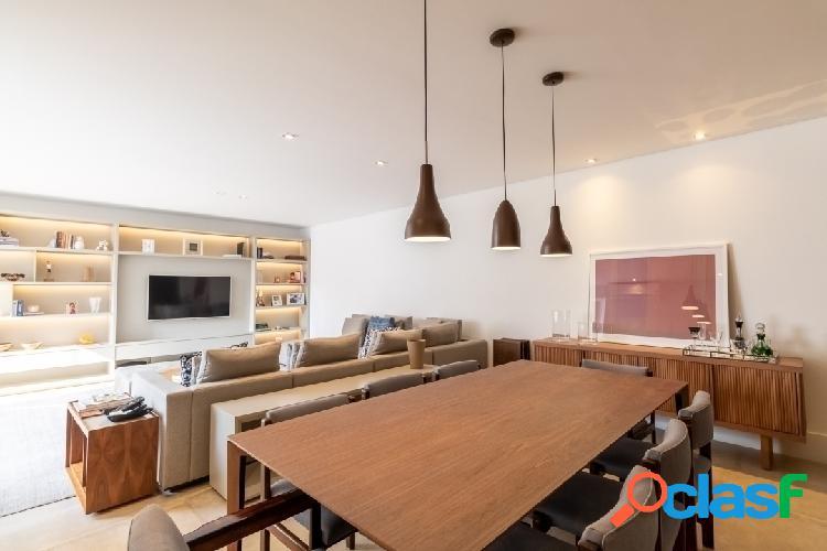 Al. Casa Branca - 3 Dormitórios - Parte plana - 2 Vagas - 170m² - LINDO!! 2
