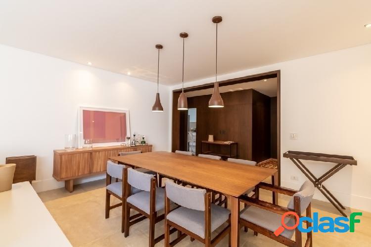 Al. Casa Branca - 3 Dormitórios - Parte plana - 2 Vagas - 170m² - LINDO!! 3