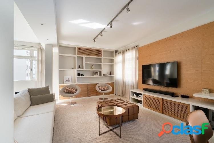 Mário ferraz - 160 m² - ao lado do pinheiros - 3 dormitórios
