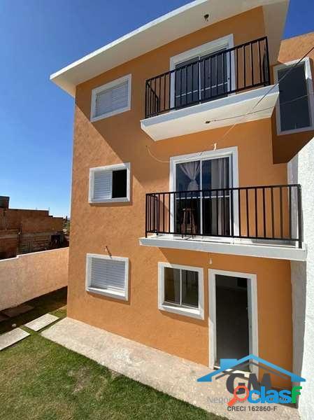 Mini condomínio - residencial vila marina (3 unidades) - lageado - km 34