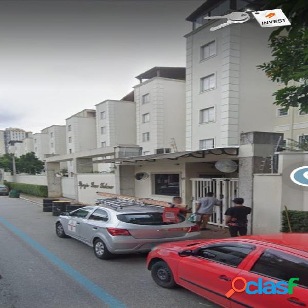 APARTAMENTO - CAMPO LIMPO (Condomínio San Telmo)