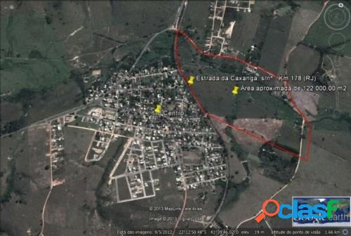 Terreno - venda - carapebus - rj - centro