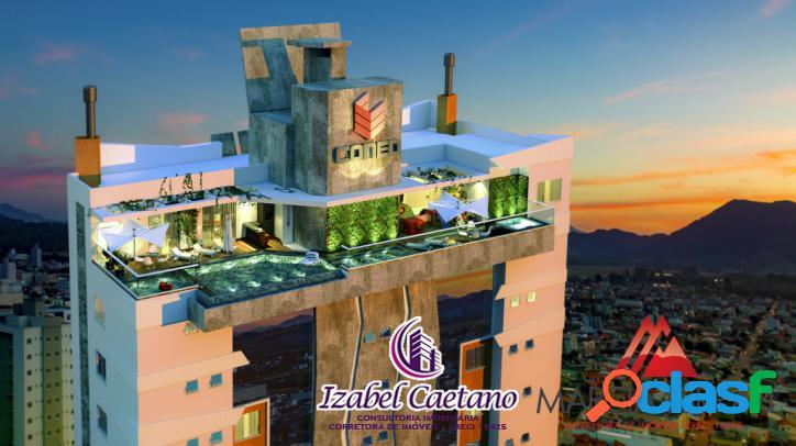 Residencial Yucatan 03 suítes|Meia Praia, Itapema/SC 2