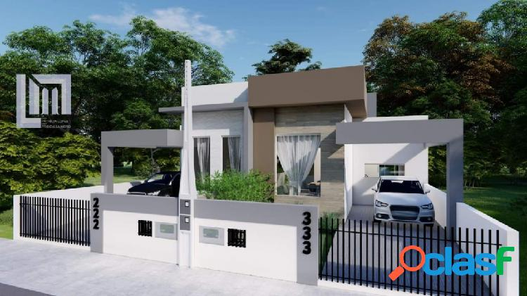 Casas geminadas de alto padrão disponíveis para venda