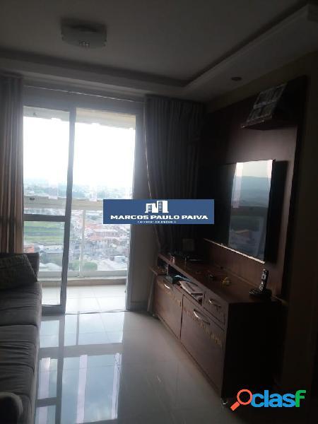 Apartamento em guarulhos no bella vista 66 m² 2 dorms 1 suíte 1 vaga