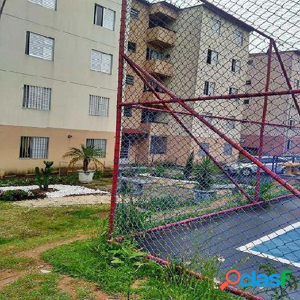 Apartamento com condomínio - jd. alzira franco