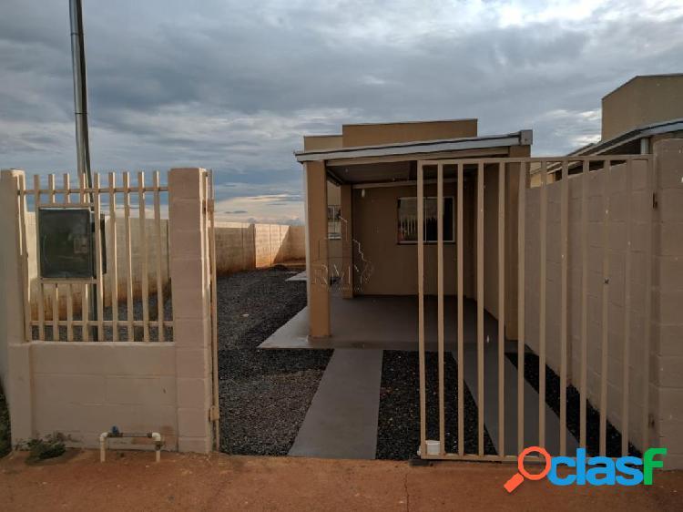 Casa a venda no residencial paiaguás