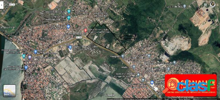 Excelente terreno comercial 2.200 m² ponto estratégico p/ grandes empresas