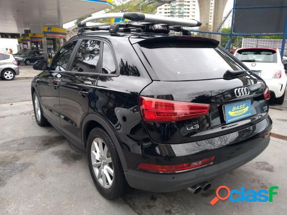 Audi q3 2.0 tfsi quat. 170180cv s-tronic 5p preto 2016 2.0 gasolina
