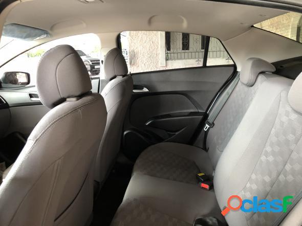 Hyundai hb20s c.plusc.style 1.6 flex 16v mec.4p prata 2017 1.6 flex