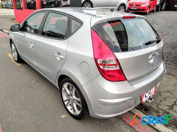 Hyundai i30 2.0 16v 145cv 5p mec. prata 2011 2.0 gasolina