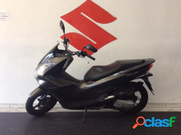 Honda pcx 150 cinza 2016 150 gasolina