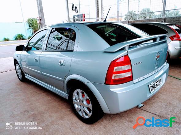 Chevrolet astra eleg. 2.0 mpfi flexpower 8v 5p aut prata 2006 2.0 flex