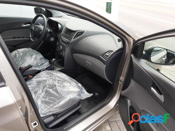 Hyundai hb20s c.stylec.plus1.6 flex 16v aut. 4p prata 2018 1.6 flex