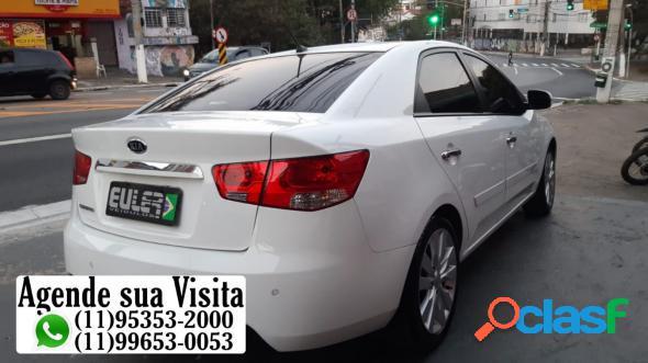Kia cerato 1.6 16v flex aut. branco 2013 1.6 flex