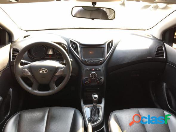 Hyundai hb20s ocean 1.6 flex 16v 4p aut. branco 2017 1.6 flex