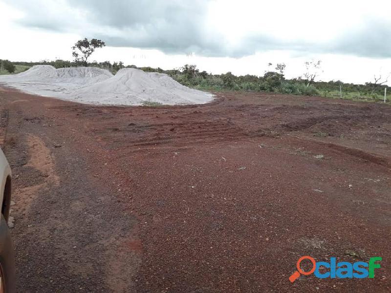 320 Alqs Pronto pra Plantar Beira Rodovia Silvanópolis TO