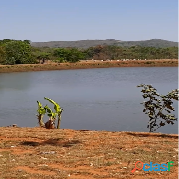 70 Alqs Rica em Água Toda Pronta Ótima Logística Goiás GO 4