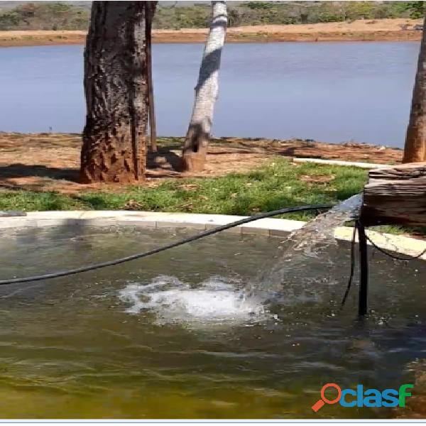 70 Alqs Rica em Água Toda Pronta Ótima Logística Goiás GO 3