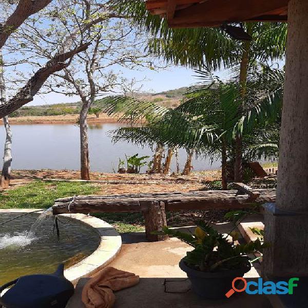 70 Alqs Rica em Água Toda Pronta Ótima Logística Goiás GO 1