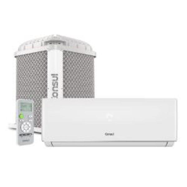 Ar condicionado consul split frio 12000btu/h branco 220v
