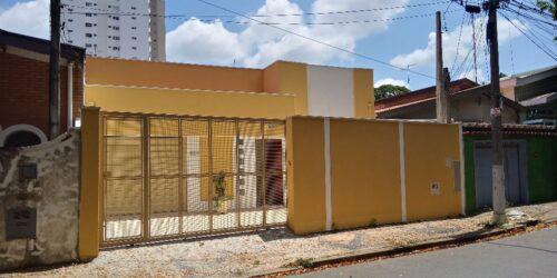 Casa residencial e comercial, bairro taquaral, campinas sp