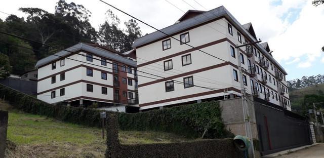 Itaipava - apartamento, 3 quartos, 2 vagas, área de lazer =