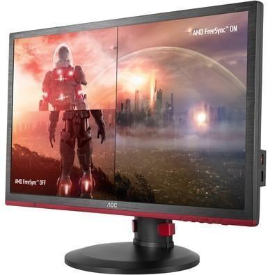 Monitor gamer 144hz aoc 24 polegadas