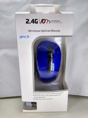 Mouse sem fio 2.4g wireless optical