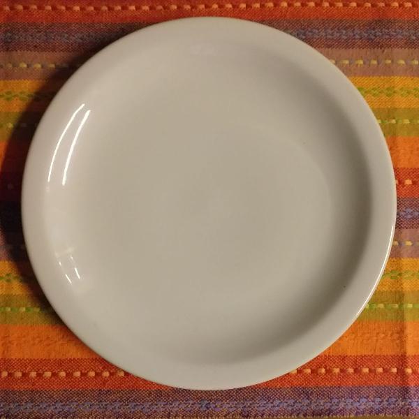 Prato raso porcelana schmidt