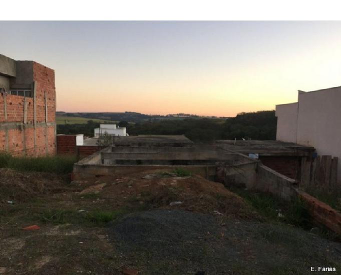 Tatuí sp terreno de 132 m² residencial jardim santa cruz