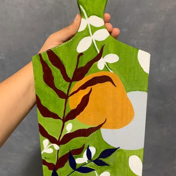 Tábua verde - folhas