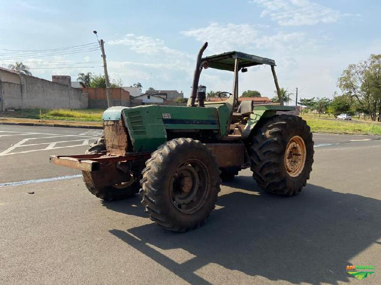 Trator agrale bx 4.150 4x4 ano 93