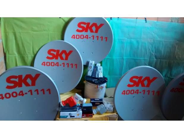 Instalador de antena sky, oi claro vivo gvt e antena digit