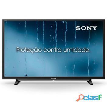 """Smart TV LED 32"""" Sony KDL 32W655D HD Wi FI Conversor Digital 2 HDMI 2 USB 1"""