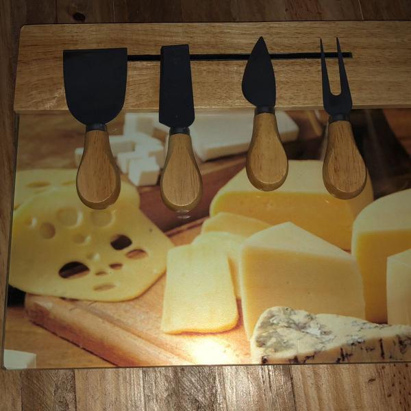 Suporte para queijos