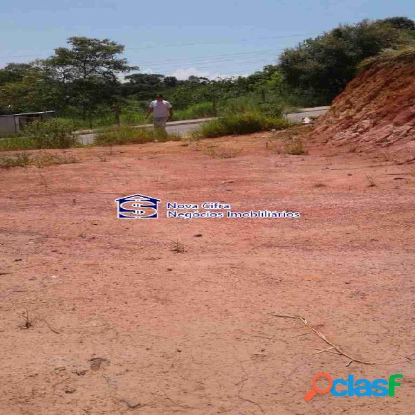 Terreno à venda - 643 m² - chácaras pousada do vale