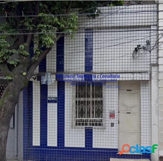 Oportunidade! casa comercial para locação na rua maxwel em vila isabel - rj