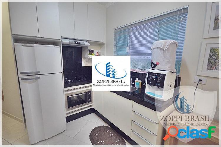 Ap307 - apartamento, venda, americana sp, parque universitário, 45 m², 1 do