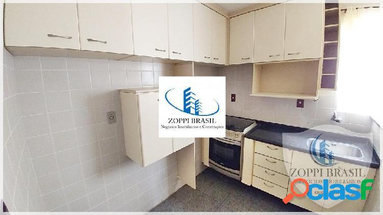 Ap308 - apartamento, venda, americana sp, vila jones, 77 m², 2 dormitórios,