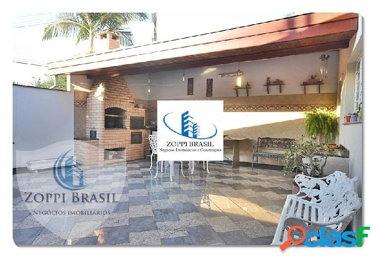Ca302 - casa, venda, americana, jd. colina, 202 m² terreno, 130 m² construç