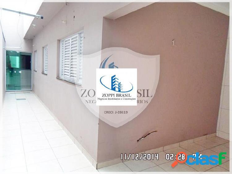 CA311 - Casa, Venda, Americana, Jardim Terramércia, 156 m², 3 Dormitórios, 1