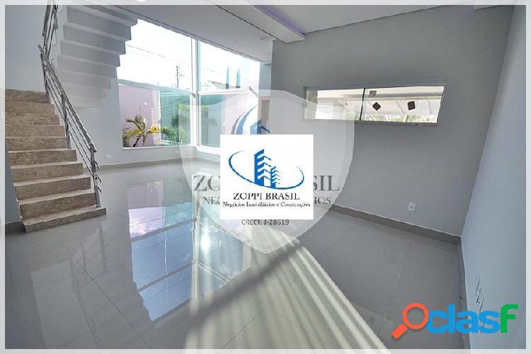 Ca372 - casa nova, venda, americana, parque universitário, 178,81 m² terren