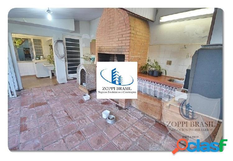 Ca414 - casa à venda em americana sp, jardim bela vista, 320 m² terreno, 18