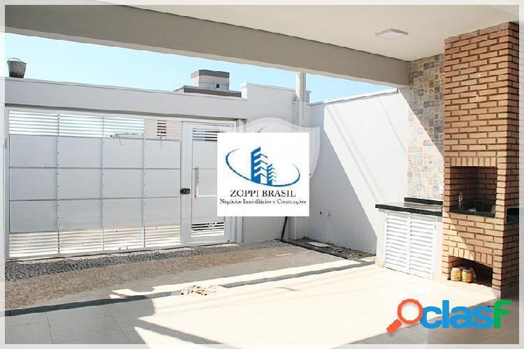 CA560 - Casa à Venda em Americana SP, Jardim Terramérica II, 156,25 m² terr 1