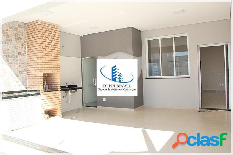 CA560 - Casa à Venda em Americana SP, Jardim Terramérica II, 156,25 m² terr 3