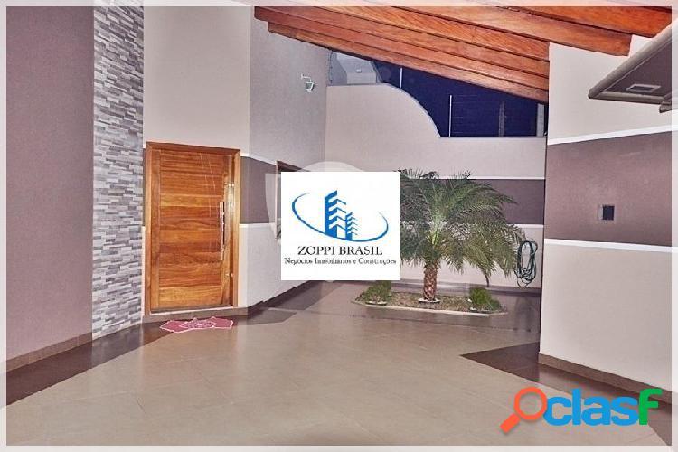 CA585 - Casa à Venda em Americana SP, Jardim Terramérica II, 324 m² terreno 3