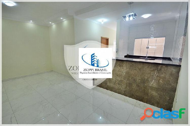 Ca623 - casa a venda em americana sp, parque universitário, 150 m² terreno,